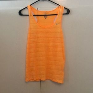 Like new Nike dry fit work out tank